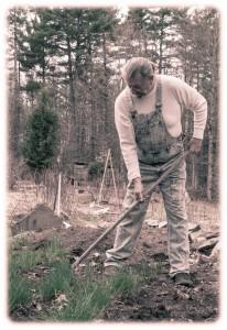 gothic-farmer-hoes-garden