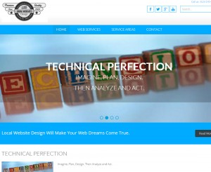 local-website-design-home-page